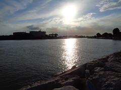 sunset over livenza river (themax2) Tags: river livenza veneto caorle 2016