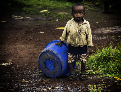 Kibati Village Boy by Baron Reznik, on Flickr