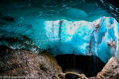 Iceland Day 9: Ggjkull Ice Cave #2 (wanderingYew2) Tags: ice iceland icecave ggjkull eyjafjallajkull orsmrk fujixpro2