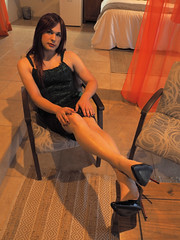 2016.06-12 (SamyOliver) Tags: brazil shoes highheels oliver dress sensual redhead tranny transvestite heels samantha stiletto crossdresser crossdress samy transformista shoesfetish samanthaoliver samycd samyoliver