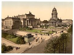 Berlin (15) (DenjaChe) Tags: berlin 1900 postcards 1900s postkarten ansichtskarten