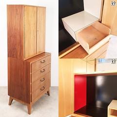 Neu bei 19 West Furniture: Barschrank   Behr Mbel   1950's   www.19west.de #19west #vintage #retro #fifties #designmbel #modernist #interior #home (nineteenwestfurniture) Tags: vintage design interior instagram ifttt 19west