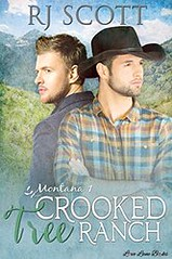 Crooked Tree Ranch (CoverReveals) Tags: gay glbt romance western mm rancher