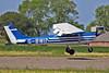 """G-BWII Cessna 150G J.G.D.Hicks Sturgate Fly In 05-06-16 (PlanecrazyUK) Tags: sturgate egcv """"fly in"""" 050616 gbwii cessna150g jgdhicks fly in"""