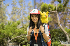 July 02, 2016-Anime Expo Day 2-IMG_0900 (ItsCharlieNotCharles) Tags: anime expo cosplay lol pokemon ash ax animeexpo cosplayers fallout 2016 dbz bulma monsterhunter leagueoflegends baymax ax2016 animeexpo2016