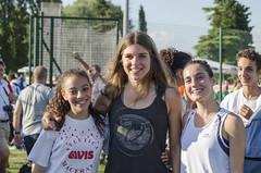 Samira Amadel e Laura Coppari con Marta Zenoni