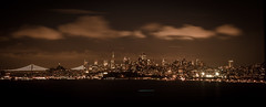 San Francisco - California - June 2016 (scaturchio) Tags: ocean sanfrancisco california city bridge sunset sea usa west cars june cali skyline night clouds lights nikon san francisco pacific cloudy goldengatebridge goldengate westcoast pacificcoast 2016 d7000