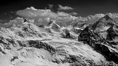 Snow, ice and peaks (vegard.magnus) Tags: snow alps ice alpes suisse swiss glacier matterhorn gliding glider lanscape valais sailplane cervin zinal gm1