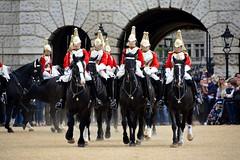 England 2016  London  Riding back (Michiel2005) Tags: uk greatbritain england horse london soldier unitedkingdom britain guard soldiers engeland soldaten changingoftheguard londen paard horseguards soldaat vk grootbrittanni verenigdkoninkrijk
