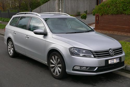2014 Volkswagen Passat (3C MY15) 118TSI station wagon