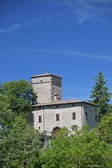 Castel D'Aiano Rocca di Roffeno (Paolo Bonassin) Tags: italy tower torri emiliaromagna towerhouse casteldaiano casetorri casatorre monzone roccadiroffeno