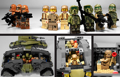 IFV HIMOS - Crew (Veeborg) Tags: lego vehicle armoured ifv foitsop