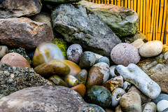 Water Feature (carmineciavarella2) Tags: water stone nikon rocks pebbles bamboo 1855mm feature d3300