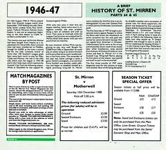 St Mirren vs Celtic - 1988 - Page 10 (The Sky Strikers) Tags: street love st magazine scottish match celtic premier league bq clydeside 60p mirren