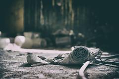 Unsafe Air... (Strange Artifact) Tags: olympus em10 mkii mark2 mzuiko 25mm 18 urbex urban exploration ue abandoned decay germany wunsdorf infanterie schule