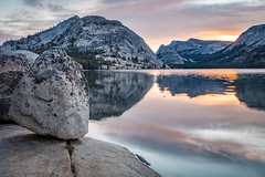 Predawn at Tioga Lake (jeff_a_goldberg) Tags: california summer us unitedstates nps unescoworldheritagesite unesco yosemite yosemitenationalpark nationalparkservice leevining tiogalake