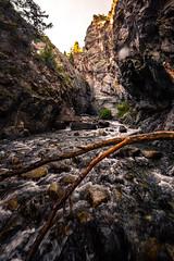 Zapata Falls (NinjaWeNinja) Tags: fall water canon colorado falls zapata greatsanddunesnationalpark 6d 1635 zapatafalls
