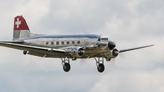 _DSC1407-22 (Ian. J. Winfield) Tags: plane flying aircraft aeroplane airshow ww2 duxford douglas skytrain dc3 dakota worldwar2 c47 worldwartwo imperialwarmuseum iwm flyinglegends