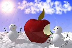 (  ) Tags: snow ice 3d mac graphics colorful 3ds    buhamad
