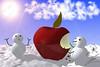 خلفية للماك (محمد بوحمد بومهدي) Tags: snow ice 3d mac graphics colorful 3ds ماك بوستر بوحمد buhamad جرافكس ثريدي