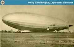 USS Los Angeles (lazzo51) Tags: aviation science usnavy blimps airships zeppelins luftschiff dirigibles zr3 usslosangeles lz126