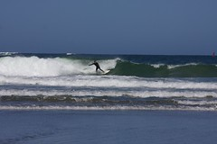 surfing in maine. (row4food) Tags: ocean york beach waves surfer maine shortsands
