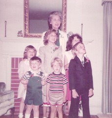 Mother's Day 1983 (vanherdehaage) Tags: family john james jennifer joe carol meredith lois mothersday