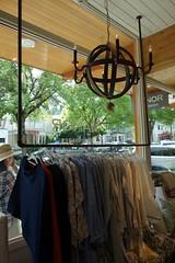 Pipe Clothing Rod (Heath & the B.L.T. boys) Tags: closet portland oregon pipes clothes diy