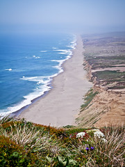 Point Reyes (Julien_V) Tags: ocean california park usa pacific pointreyes parc californie ocan pacifique