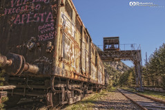 This is the train to nowhere... (Rod (Pixhunters Photographies)) Tags: urban abandoned station train lost photography nikon gare decay railway urbanexploration exploration hdr losted urbex canfranc d90 nikond90 nikonfrance