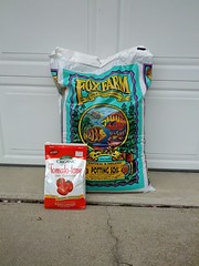 Potting Soil (tonyolm) Tags: soil potting