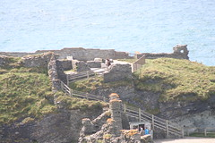 Tintagel (Bristol Viewfinder) Tags: castle st fishing cornwall lakes meadow clay mines camelot tintagel austell