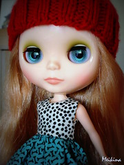 Spielerei (The Dutchlady) Tags: public doll stock may pop panasonic blythe neo freya lomoish fbl 2013 vinterarden