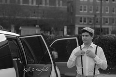 Maxton (Kyle John F.) Tags: city family people silly men boys goofy portraits canon john kyle ties fun happy nc funny lads north hats suit carolina ww2 males suspenders forties fairfield fayetteville 40s perez 2470mm 40d