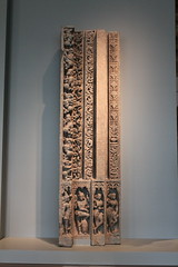 Asian_Art_Museum_03_31_2013_022 (AlejandroFranceschi) Tags: sculpture india art museum asian asia buddhist faith religion relief jade weapon pottery dagger myth throne relic koran qran illustratedmanuscript