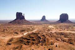 Monument Valley (RuggyBearLA) Tags: arizona utah indian geology navajo monumentvalley reservation