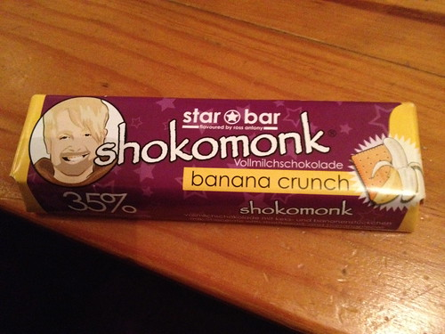 Snokomonk chocolate