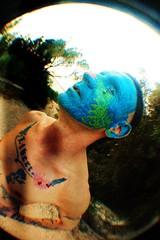 (Marta Marley) Tags: tattoo piercing tat tatuaje facetattoo tuerto facialtattoo perforacin tatuajefacial martamarley
