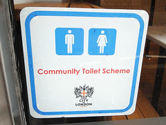 City of London Community Toilet Scheme (everydaylife.style) Tags: city uk loo london unitedkingdom toilet cityoflondon cts      communitytoiletscheme