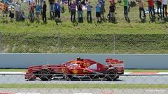 Alonso / Massa . 2013 GP F1 Spain. The race. DSC_7034 (antarc foto) Tags: barcelona españa race de one spain nikon grand f1 prix massa formula catalunya tamron circuit formula1 alonso vc usd the 70300 montmeló formule 2013 d7000