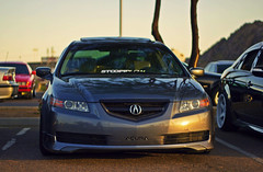 IMG_9845 (Leang Sang) Tags: arizona car shot shots tl low fresh grocery acura meet rolling stance getters aztl
