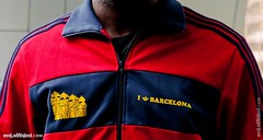 The Fantastic Adidas Originals Barcelona Track Top by EnLawded.com (The Lawd for EnLawded) Tags: world barcelona madrid espaa fashion sport vintage fan blog spain etoo style gear catalonia retro collection originals celebration gaud aragon greatest adidas item swag puyol rare exclusive catalan collector barna garment messi ciutatcomtal iniesta xaxi uploaded:by=flickrmobile flickriosapp:filter=nofilter enlawded caloa