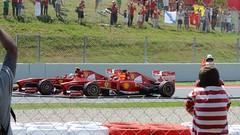 Alonso / Massa . 2013 GP F1 Spain. The race. DSC_7031 (antarc foto) Tags: barcelona españa race de one spain nikon grand f1 prix formula catalunya tamron circuit formula1 alonso vc usd the 70300 montmeló formule d7000 massa2013
