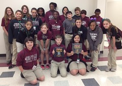 Central Middle School, Baton Rouge LA - Librarian Tiff's Kiddos! (The Daring Librarian) Tags: weird google louisiana maryland kiddos centralmiddleschool googeplus sisterlibraries