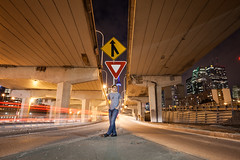 Epic Facebook Profile Picture (Neil Ta | I am Bidong) Tags: longexposure selfportrait toronto onramp gardiner yield merge canon1635mm canon5dmkii may2013