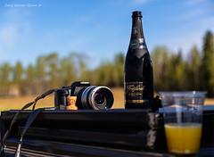 Mimosa (ZWQphotos) Tags: camera bottle champagne celebration hotairballoon orangejuice mimosa oj mornng