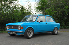 Fiat 128 MK1 Saloon For Sale (fiat124specialt) Tags: fiat saloon 128 mk1 michaelwardphotos