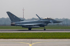 German Air Force EF-2000 Eurofighter 30+96 (Rami Khanna-Prade) Tags: red mess with smoke low von pass may 8 71 smoking ii lucky eurofighter smokey smoky phantom beret tornado typhoon baron albatross manfred parachute fokker spook luftwaffe braking spotters afterburner panavia richtofen f4f wittmund 2013 3701 3810 ef2000 pharewell