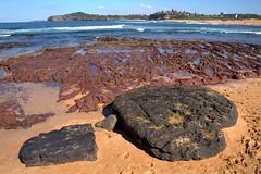 Warriewood beach (Val in Sydney) Tags: beach au sydney australia mona vale nsw australie warriewood