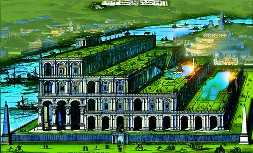 "Jardines colgantes de Babilonia • <a style=""font-size:0.8em;"" href=""http://www.flickr.com/photos/30735181@N00/8744293131/"" target=""_blank"">View on Flickr</a>"